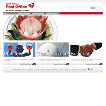 Postoffice.co.za thumbnail