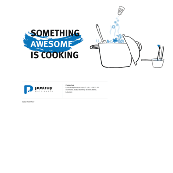 postray com at WI  POSTRAY Multimedia - Web Design and Media