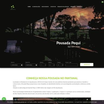 Pousadapequi.com.br thumbnail