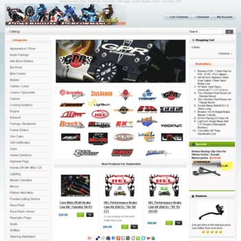 powerhouseperformancecycle com at WI  Motorcycle Race Parts - Stunt