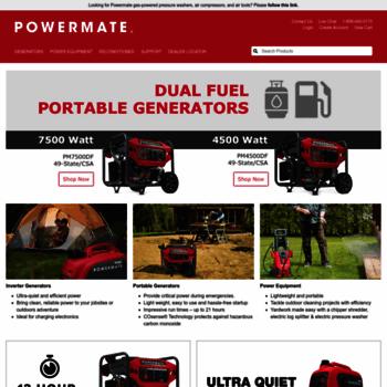 powermate com at WI  Powermate - Powermate generators, air