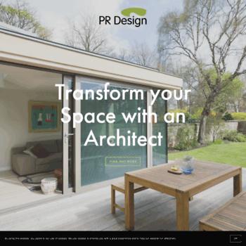 Pr-design.co.uk thumbnail
