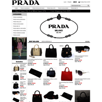 best sneakers a3613 6174c pradaoutlet.us at WI. Prada Outlet Online USA | Prada ...