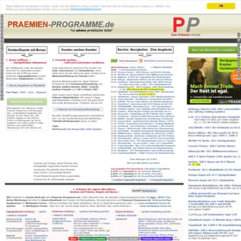 Praemien-programme.de thumbnail