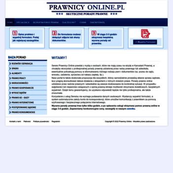 Prawnicy-online.pl thumbnail