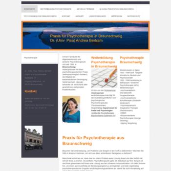 Praxis-fuer-psychotherapie-braunschweig.de thumbnail