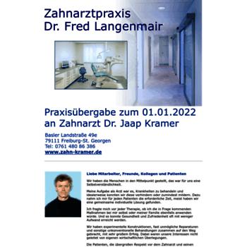 Praxis-langenmair.de thumbnail