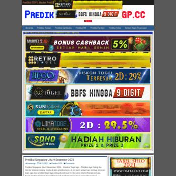 Prediksisgp.net thumbnail