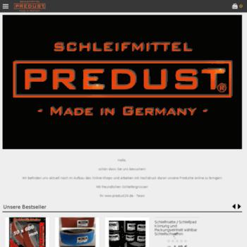 Predust24.de thumbnail