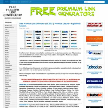 Premium-generatorz.blogspot.de thumbnail