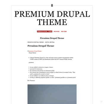 Premiumdrupalthemepukb.wordpress.com thumbnail