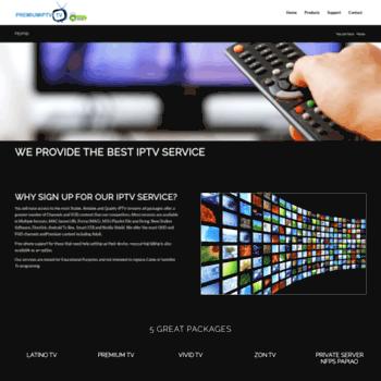 Premiumiptv.tv thumbnail