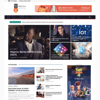 Prensasc.com.ar thumbnail
