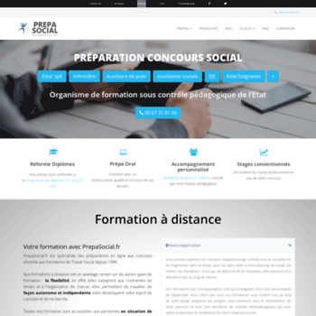Prepasocial.fr thumbnail
