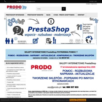 Presta-polskie-wsparcie.pl thumbnail