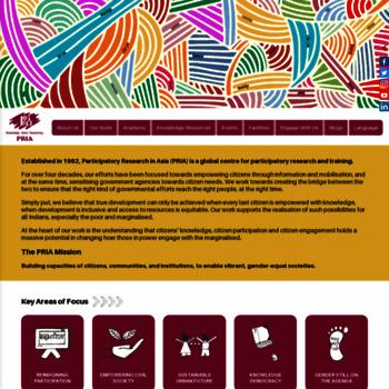Pria.org thumbnail