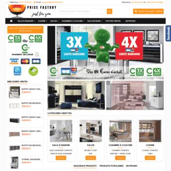 Pricefactory.fr thumbnail