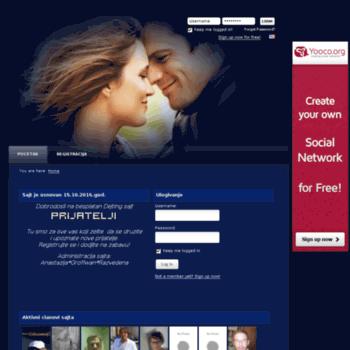 Web stranica za gay upoznavanja u Europi