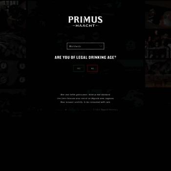 Primus.be thumbnail
