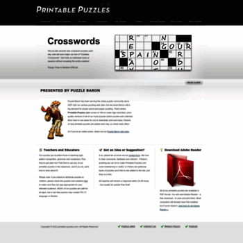 photo relating to Printable Thomas Joseph Crossword Puzzle for Today called at WI. Printable Puzzles