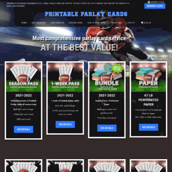 photograph about Free Printable Football Parlay Cards titled at WI. Printable Parlay Playing cards
