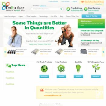 Printwiser.co.uk thumbnail