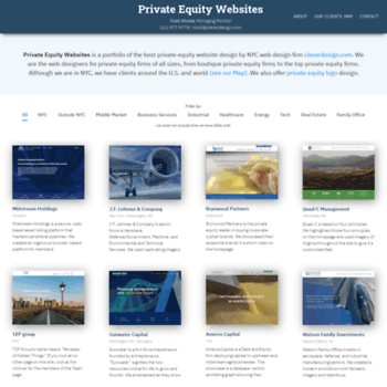 privateequitysites com at WI  Private Equity Sites | Best Private