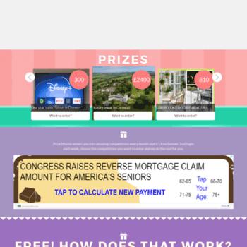 Prizemaster.net thumbnail
