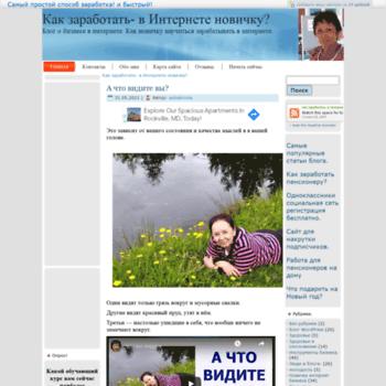Веб сайт pro112.ru
