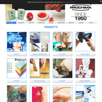 Prochima.it thumbnail