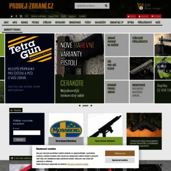 Prodej-zbrani.cz thumbnail