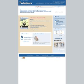 Profesiones.org thumbnail
