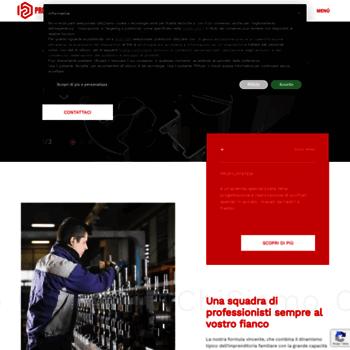 Profilsystemsrl.it thumbnail
