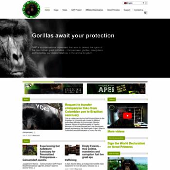 Projetogap.org.br thumbnail