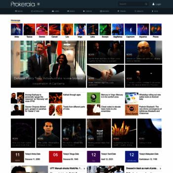 Prokerala.com thumbnail