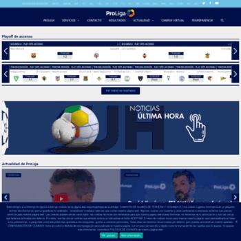 Proliga.futbol thumbnail