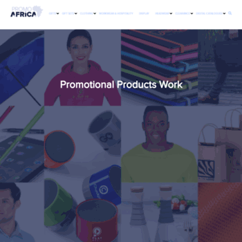 Promogifts.co.za thumbnail