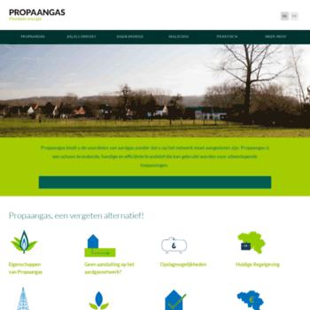 Propaangas.be thumbnail