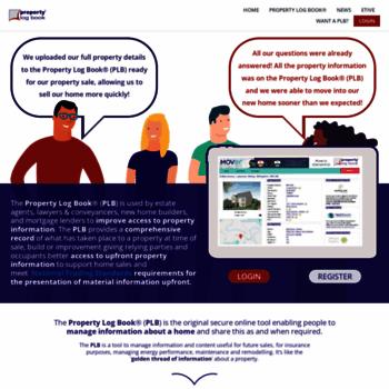 Propertylogbook.co.uk thumbnail