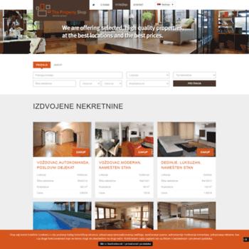 Propertyshop.rs thumbnail