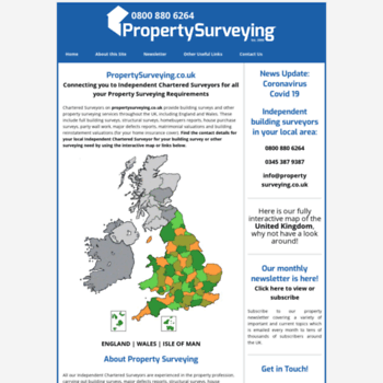 Propertysurveying.co.uk thumbnail