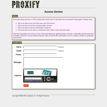 Proxify.co.uk thumbnail