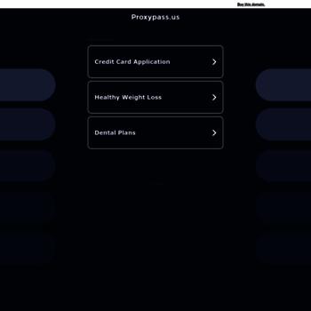 Proxypass.us thumbnail
