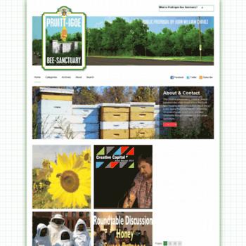 Pruitt-igoebeesanctuary.com thumbnail