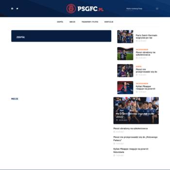 Psgfc.pl thumbnail