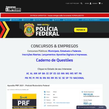 Psiconcursos.com.br thumbnail