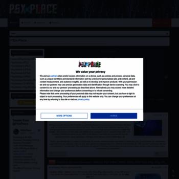psx-place com at Website Informer  PSX-Place  Visit PSX Place