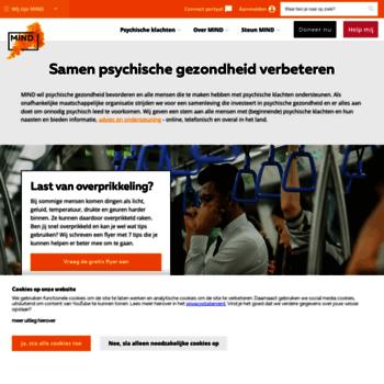 Psychischegezondheid.nl thumbnail