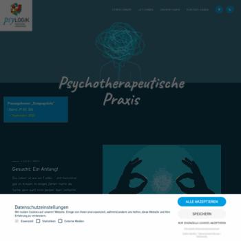 Psylogik.de thumbnail