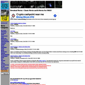Publicdomaintorrents.info thumbnail